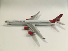 1/400 Gemini Jets Virgin Atlantic Airways A340-642 G-VRED Scarlet Lady GJVIR821