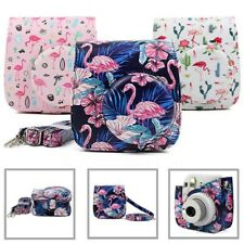 Bag PU Leather Cover Case for Fujifilm Instax Mini 8 8+9 Film Instant lskn LwGSb