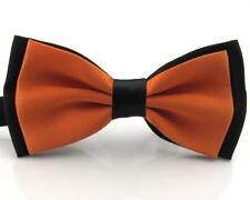Men's Fashion Tuxedo Silk Satin Assorted Color Adjustable Wedding Bowtie Bow Tie