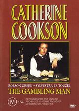 THE GAMBLING MAN Catherine Cookson DVD R4 New  PAL   SirH70