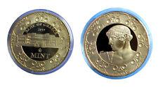 Medaille Souvenir Jeton World Money Fair Berlin 2019 Bank of Greece Griechenland