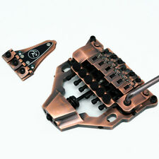 Floyd Rose FRX Top Mount Tremolo Kit Antique Bronze with locking nut FRTX07000
