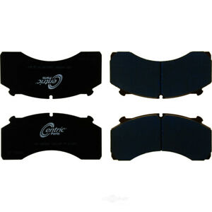 Disc Brake Pad Set Front,Rear Centric 106.15260 fits 2003 Blue Bird Wanderlodge