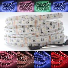 LED Stripe Streifen Band 300leds 4in1 5m 12V RGB+WW Warmweiss dimmbar 12mm