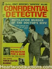 """Confidential Detective"" September 1963"