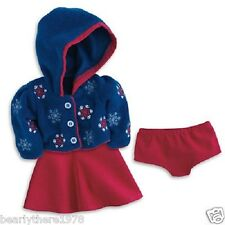 American Girl Molly's Skating Outfit   Brand NEW in AG Box
