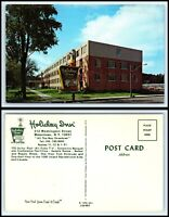 NEW YORK Postcard - Watertown, Holiday Inn - Washington Street G2