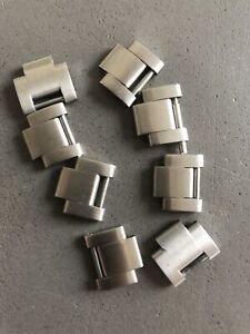 Pick x1 Rolex Link Maillon for 19mm Oyster Bracelet 78350 - 100% Authentic