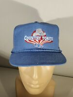 Country Tonite Best Show America Branson Missouri Vintage Snapback Hat