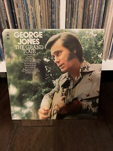 The Grand Tour by George Jones (Vinyl LP, 1974 USA Sealed)