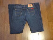 Women's PARASUCO Dark Wash Skinny Jeans Stretch 30/34