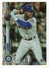 2020 TOPPS FACTORY SET SPARKLE /229 FOIL BOARD RC 64 KYLE LEWIS MARINERS