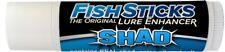 FishSticks Scents Shad KVD Lure Enhancer SMALL Freshwater Baitfish Attractant