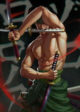 """520 One Piece - ACE OP Luffy Fighting Japan Anime 14""""x19"""" Poster"""