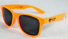 Bacardi Razz, Sonnenbrille UV 400 Kat.3, Partybrille, Malle, orange Ausführung