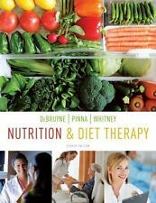 Nutrition and Diet Therapy by Linda Kelly DeBruyne
