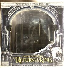 The Lord of the Rings Return of the King Collectors Gift Set Minas Tirith