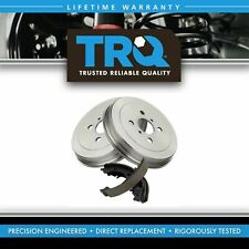 TRQ Rear Brake Drum & Shoe Kit LH Driver & RH Passenger Sides for Scion xA xB