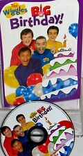 The Wiggles: Big Birthday! DVD, NEW! FREE SHIP! SING/DANCE/ PARTIES/ CHILDRENS