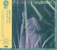 BETTY WRIGHT-EXPLOSION-JAPAN CD Ltd/Ed D73