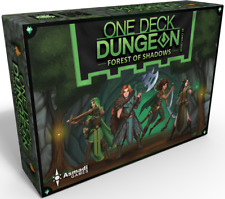 One Deck Dungeon Forest of Shadows Card Board Game by Asmadi Games