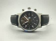 Collection Chronograph Military watch Sports Leather For BMW X5 X3 M tech X1 B2
