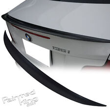 SHIP FROM LA! Painted 2007-2013 BMW E82 Performance P Type Trunk Spoiler 668