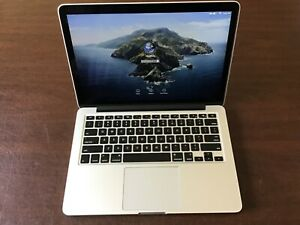 "Apple MacBook Pro A1502 13.3"" Laptop - MF839LL/A (March, 2015, Silver)"