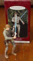 Luke Skywalker Hallmark keepsake ornament Star Wars collectors series