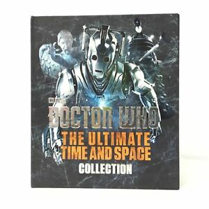 Doctor Who The Ultimate Time And Space Collection -  3 x Books, Hardcover #404