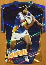 2010 NRL SELECT CHAMPIONS TITANS PRESTON CAMPBELL JERSEY DIE CUT JDC54 FREE POST