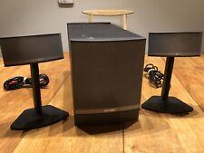 Bose Companion 5 Multimedia 2.1 Computer Speaker System *MISSING CONTROL POD*