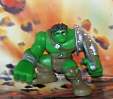"MARVEL SUPER HERO SQUAD SERIES PLANET HULK WAR HULK 3"" ACTION FIGURE HASBRO"