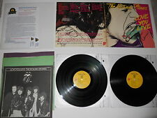 Rolling Stones Love You Live 1977 Japan Analog 1st ARCHIVE MASTER Ultrasonic CLN
