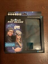 Blutooth knit beanie - Wireless - Internal Microphone Included