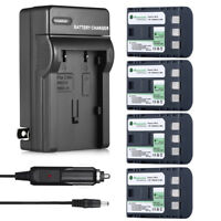 NB-2LH NB-2L BP-2LH Battery Charger for Canon Rebel 350D XT XTi PowerShot G7 G9