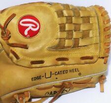 Rawlings RSGXL Leather Softball Glove RH Throw Fastback Model
