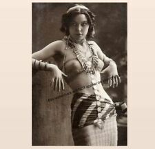 Sexy Prostitute Girl PHOTO Victorian Brothel Woman Red Light DIstrict LONDON