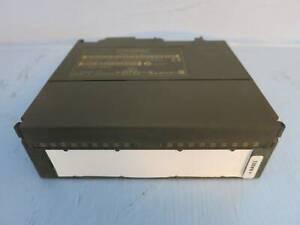 Siemens 1P 6ES7 321-7BH00-0AB0 Simatic S7 Module PLC Simadyn D 7BHOO-OABO S5