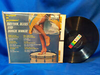 Rhythm, Blues and Boogie Woogie LP V/A Rare Pete Johnson Lucky Millinder