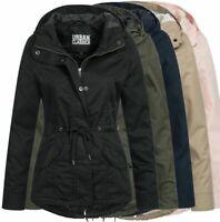 Urban Classics Damen Übergangsjacke TB1820 Parka Basic Jacket