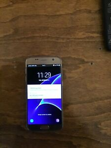 Samsung Galaxy S7 With Extras