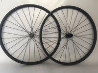 29er Carbon Wheelset 34mm Width MTB Bike Wheels With DT SWISS 240S Boost Hub