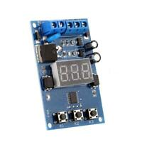 LED Multi-function MOS Control Relay Cycle Timer Module Delay Time Switch DB77