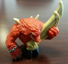 2015 McDonalds Activision Skylanders Trap Team #4 WOLFGANG Toy Cake Topper