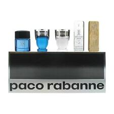 Paco Rabanne Miniature Collection Gift Set For Men - NEW. EDT EDP