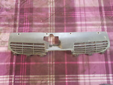 PEUGEOT 206 / 206CC 1998-2009 FRONT TOP RADIATOR GRILL 9628934280