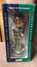 ICHIRO BOBBLE HEAD DOLL ROOKIE OF THE YEAR Forever Collectibles Mariners Ke