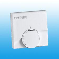 EMPUR Raumthermostat elektronisch 230V Fußbodenheizung Regelung 572302 Heizung