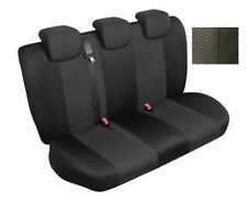 Rear Tailored Seat Car Covers for Vauxhall Astra H Mk5 III 2004 - 2009 (Ares)